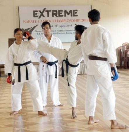 Shito Ryu Sports Karate & Kickboxing Asso (Regd ) - Extreme